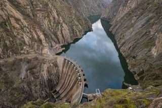 Fuerte incremento de las reservas hídricas en los embalses españoles