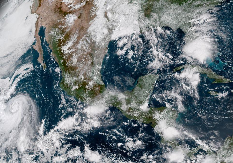 Prevén tormentas muy fuertes con granizo en 14 estados del país