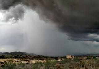 El granizo y las tormentas desbaratan los planes del Sábado Santo