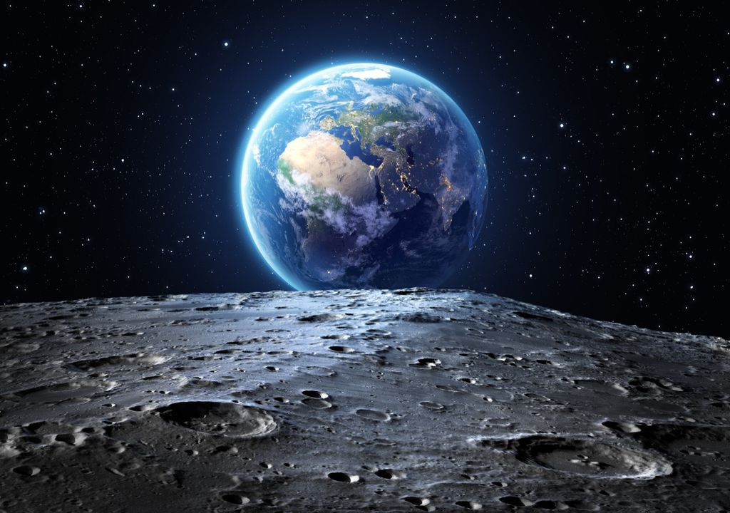 It is highly likely that humans will set foot on the Moon again this decade.
