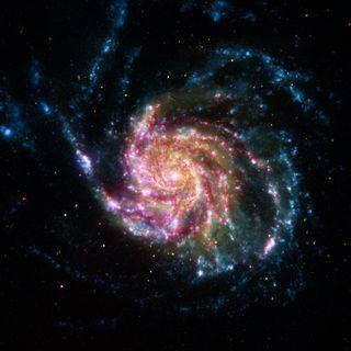 Galaxicán o huracán estelar