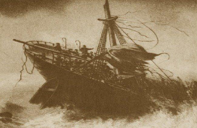 Galerna. Infierno En El Mar: 12 De Agosto De 1912