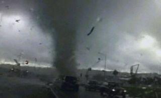Ganando 20 minutos al aviso de tornados