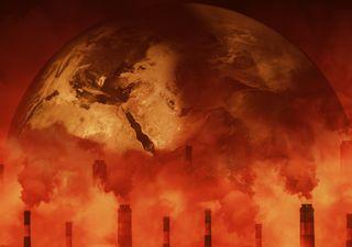Concentraciones de gases de efecto invernadero alcanzaron nuevo récord