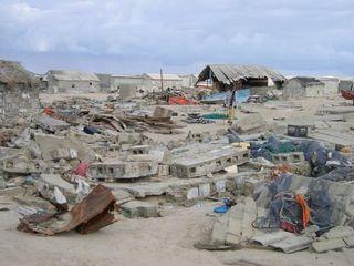 Gati, le cyclone le plus violent de l'histoire en Somalie fait 8 morts