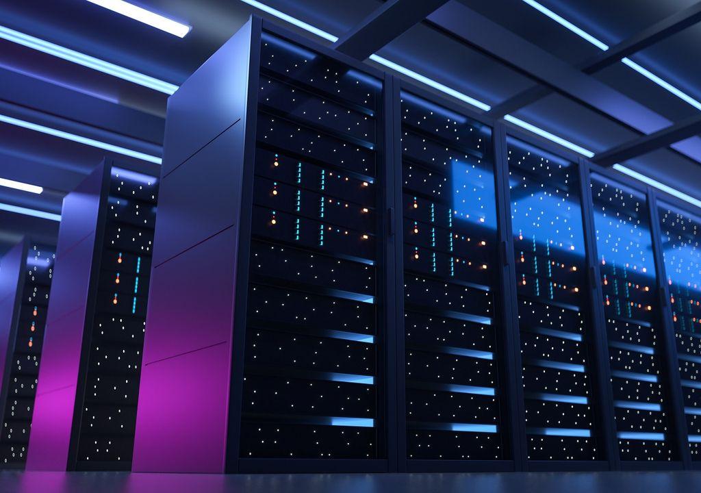 servidor; super computador