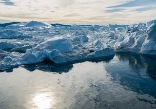 """O gelo do Ártico sucumbe à """"atlantificação"""""""