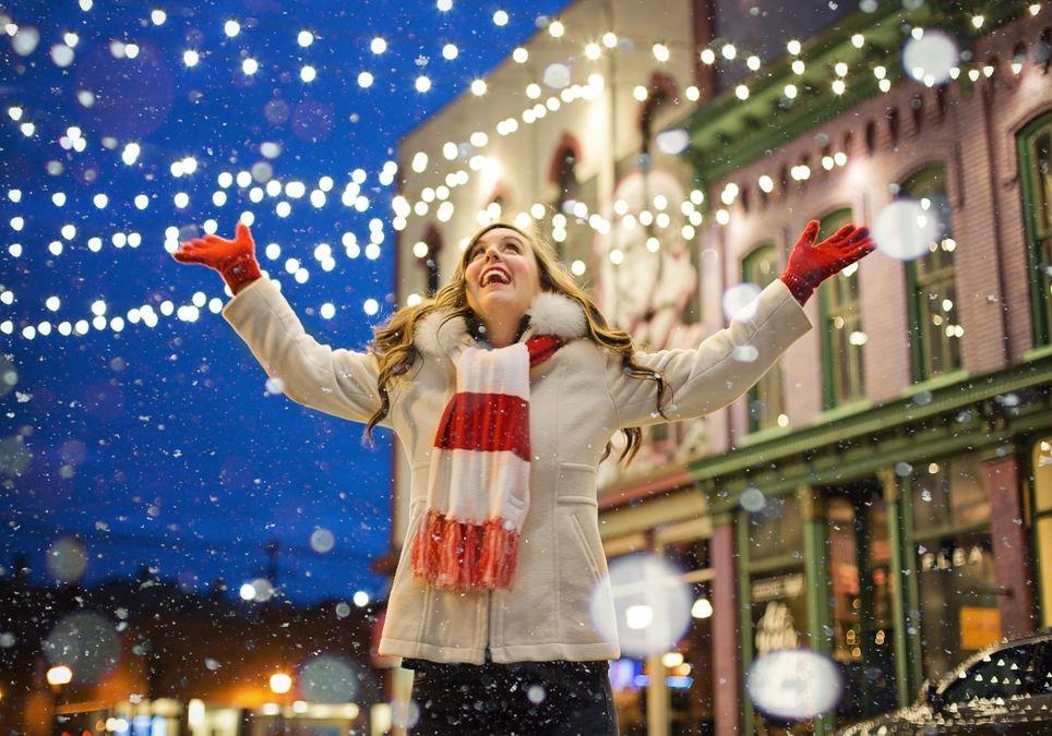 Gibt es in diesem Jahr weiße Weihnachten?