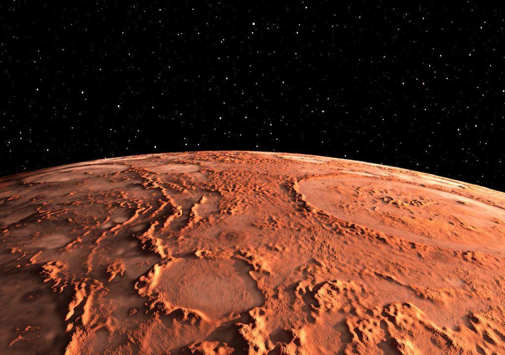 Marte; planetas; vida