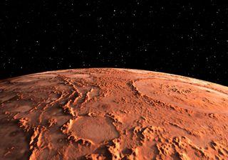 Glaciares em Marte podem fornecer água aos humanos