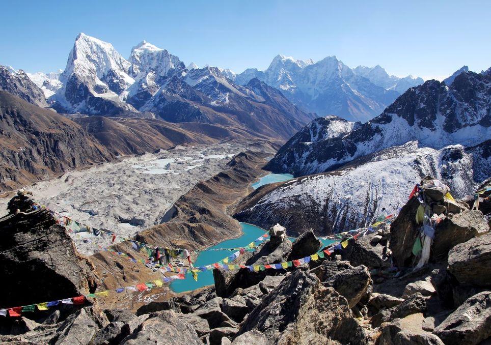 Die Gletscherschmelze hat sich beschleunigt und breitet sich aus!