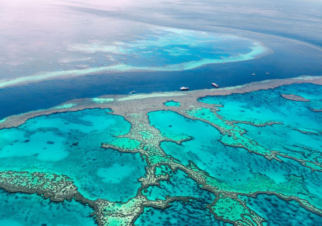 Grande Barreira de Coral; Austrália