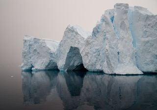 Groenlandia y Antártida se derriten 6 veces más rápido que en los 90