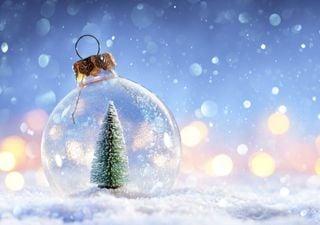 Schnee an Weihnachten 2020? Die aktuelle Prognose.