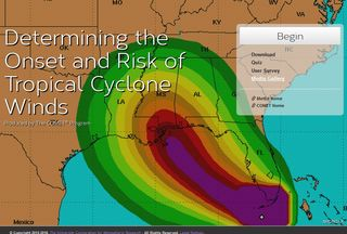Guía de productos probabilísticos de vientos de los ciclones tropicales