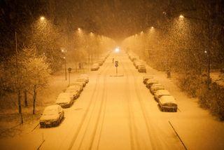 Preocupa mucho que venga un invierno gélido, las últimas previsiones