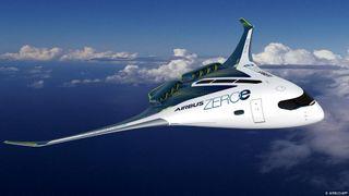 Hacia un avión de cero emisiones