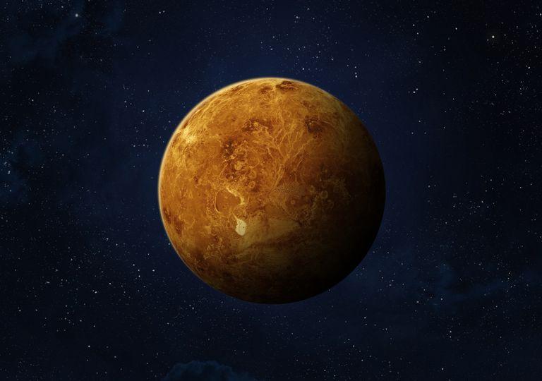 Fosfina Venus vida