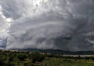 ¿Hasta cuándo habrá riesgo de lluvias y tormentas?
