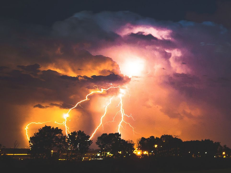 Sequía, Lluvia, Helada
