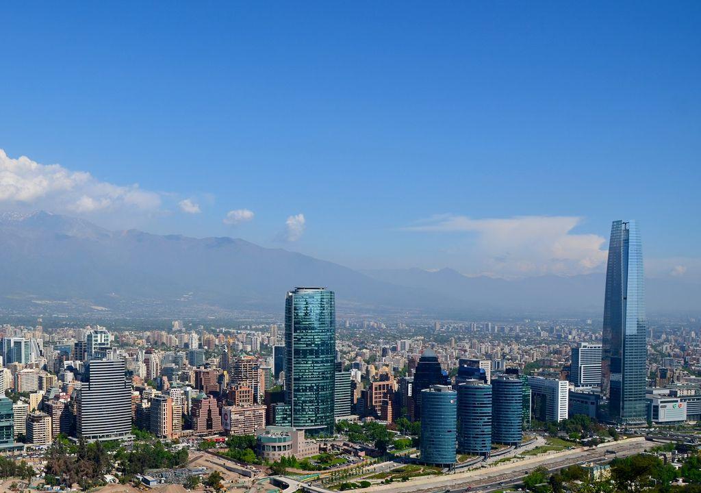 Santiago de Chile; Costanera Center