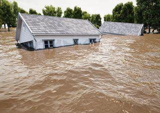 Achtung: Extremes Unwetter bringt im Westen schweres Hochwasser!