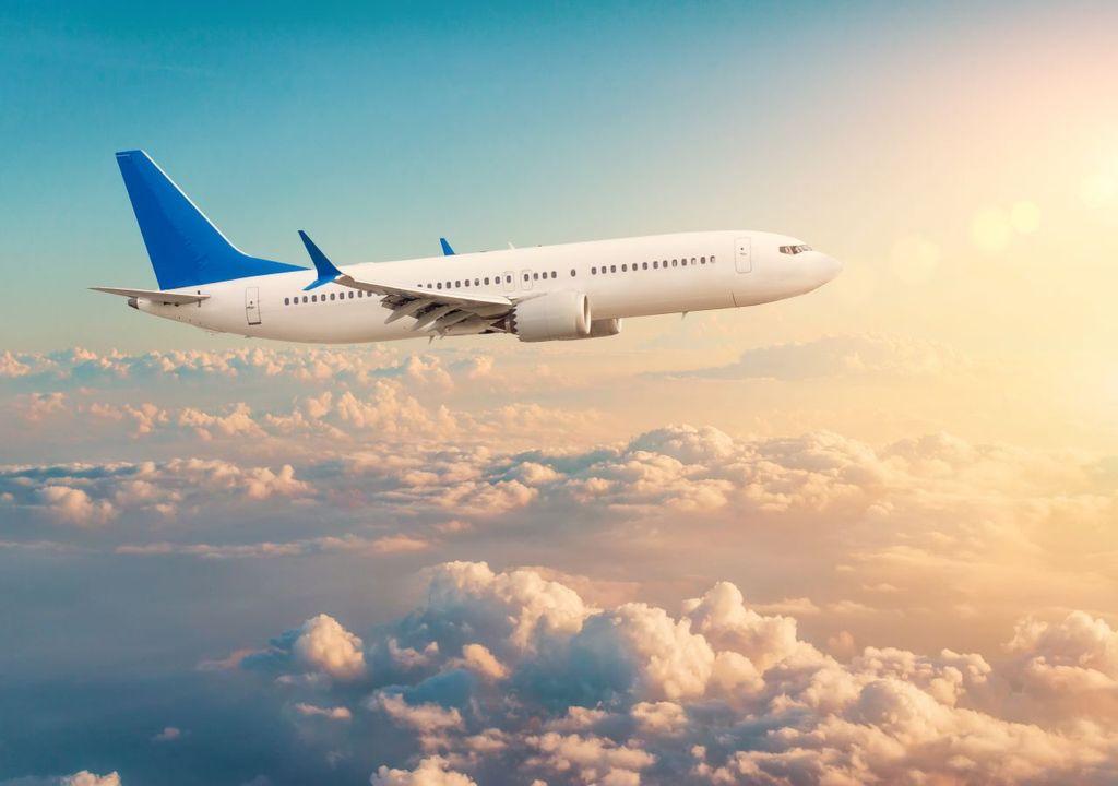 Emisiones CO2 aviones vuelos dióxido de carbono