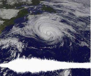 Huellas sísmicas y tifones