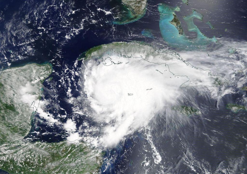 Huracán Grace impactará Quintana Roo
