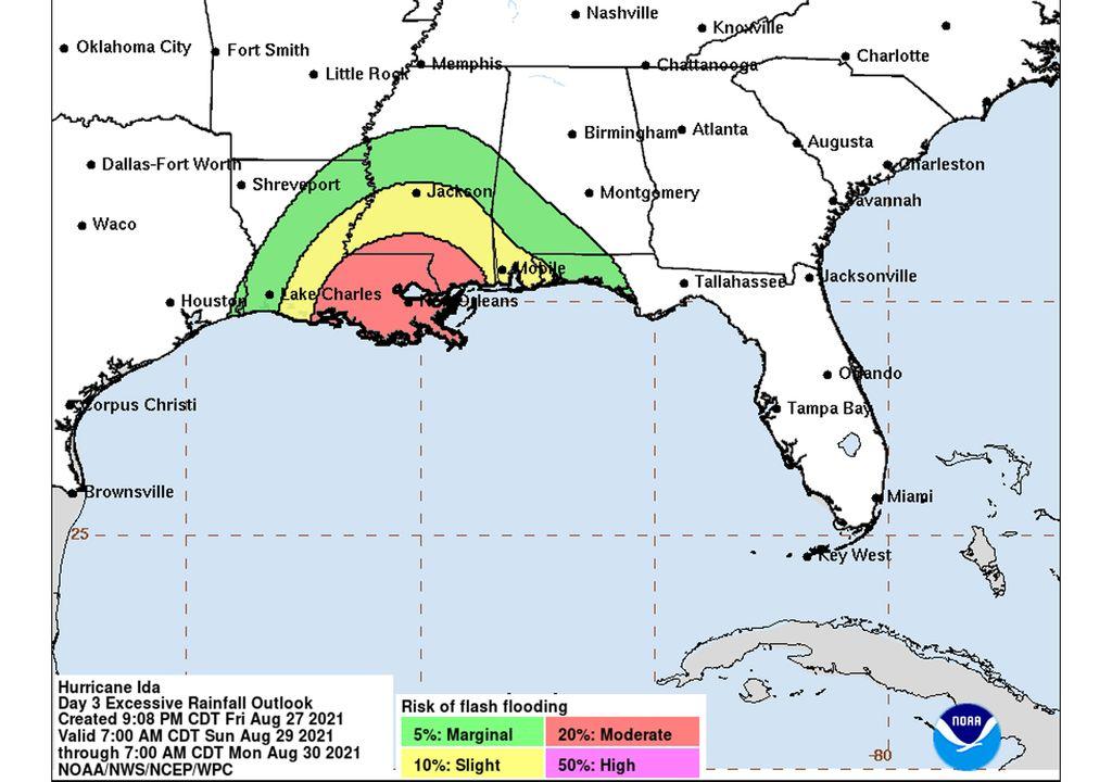 Huracán Ida huracán