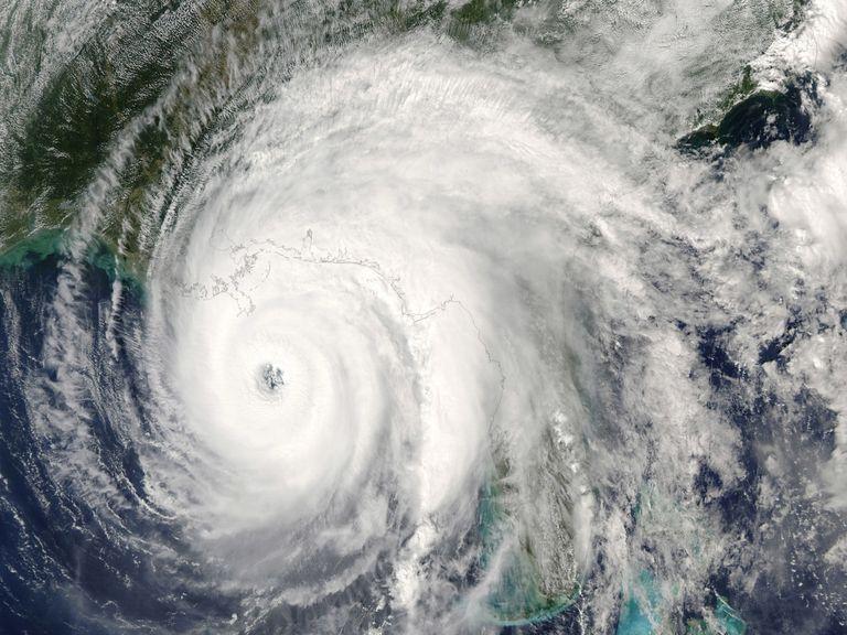 Hurrikans vor Europa