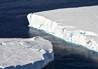 iceberg, ghiaccio, larsen, A68