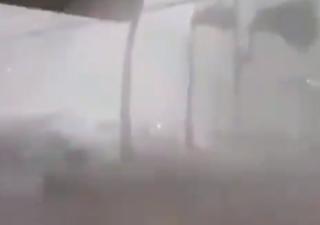 Il potente uragano Iota impatta sul Nicaragua: video