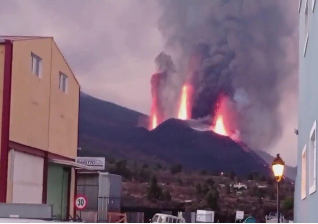 Schockierend: Erdbboden auf La Palma hebt in nur einem Tag um 10 cm!