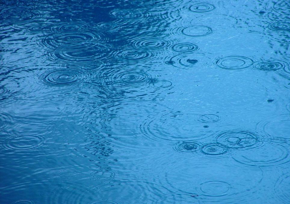 Temporal lluvioso en México