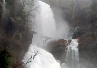 ¡El deshielo deja vídeos impactantes! Y, sobre todo, ríos desbordados