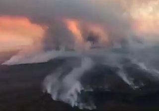 Immenses incendies en Sibérie : un million et demi d'hectares en fumée