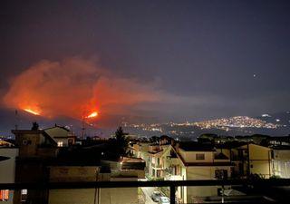Jetzt brennt auch Italien: Naturschutzgebiet zerstört!
