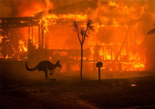 Are the fires in Australia linked to climate change?