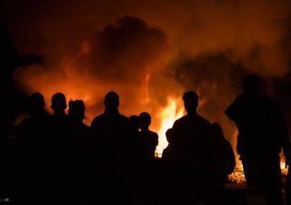 Grandes incendios de California ya han consumido 450.000 hectáreas