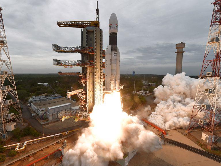 Misión a la Luna Chandrayaan-2