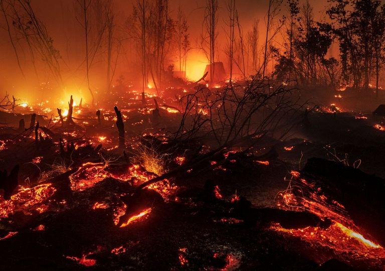 Incêndios na Indonésia