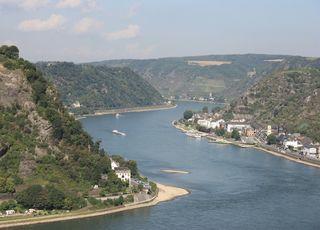 ¿Influyen los riesgos climáticos en las rutas de transporte fluvial?