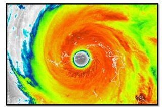 Informe de ciclón tropical: el huracán Dorian