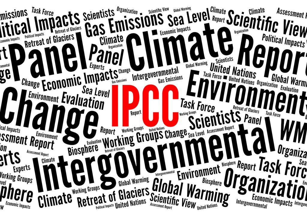 IPCC-Bewertungsbericht zum Klimawandel