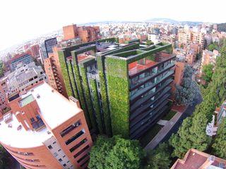 Infraestructuras verdes y contaminación urbana