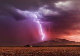 Inicia septiembre en México con tormentas fuertes y granizadas