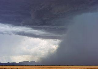 Inicia temporal lluvioso en México