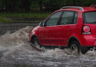 Início de semana com chuvas volumosas para o leste da Região Sudeste