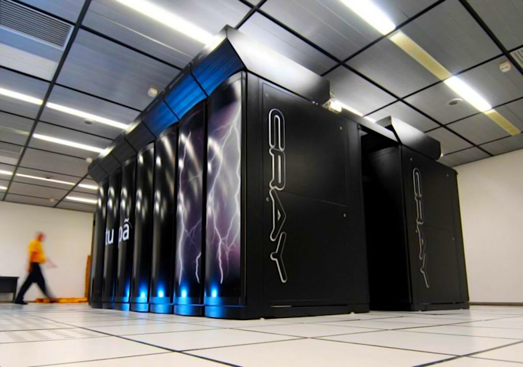 INPE CPTEC supercomputador Tupã